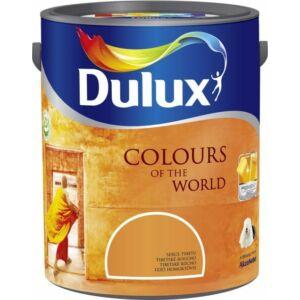 Dulux falfesték Nagyvilág színei 5 l -Fűszeres jakvaj