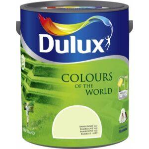 Dulux falfesték Nagyvilág színei 5 l -Bambusz liget