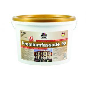 DÜFA - Homlokzatfesték 90 15 l - matt fehér - Premiumfassade 90