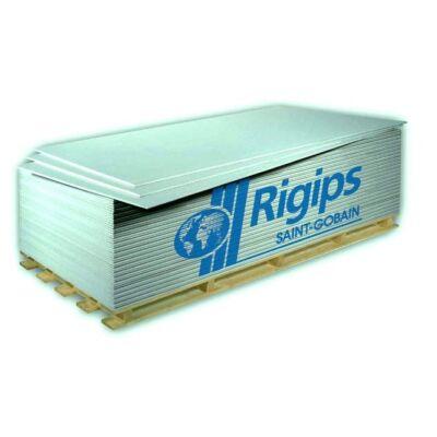 Rigips Vízálló,impregnált Gipszkarton RBI 12,5 mm x 1250 x 200 2,5 m2 / tábla AKCIÓ!!!