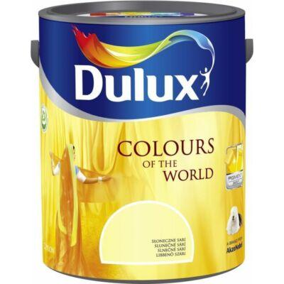 Dulux falfesték Nagyvilág színei 5 l - banana dream/Banán hajó