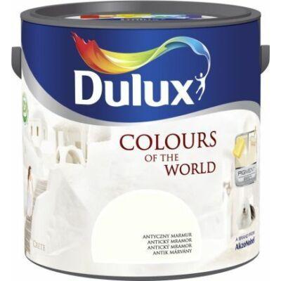Dulux falfesték Nagyvilág színei 2,5 l -Gyantás bor