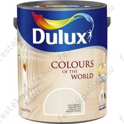 Dulux falfesték Nagyvilág színei 5 l -Bengáli ösvény