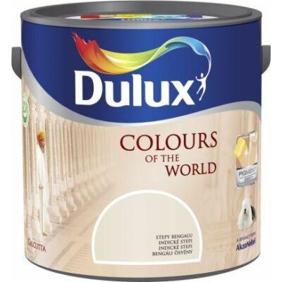 Dulux falfesték Nagyvilág színei 2,5 l -Selyem szantál
