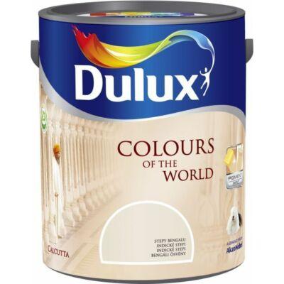 Dulux falfesték Nagyvilág színei 5 l -Selyem szantál