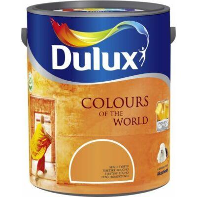 Dulux falfesték Nagyvilág színei 5 l -Izzó homoktövis