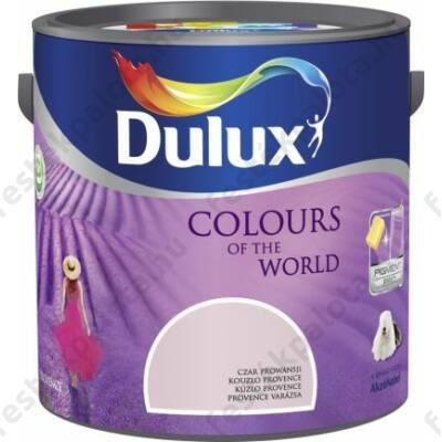 Dulux falfesték Nagyvilág színei 2,5 l -Mandula virág