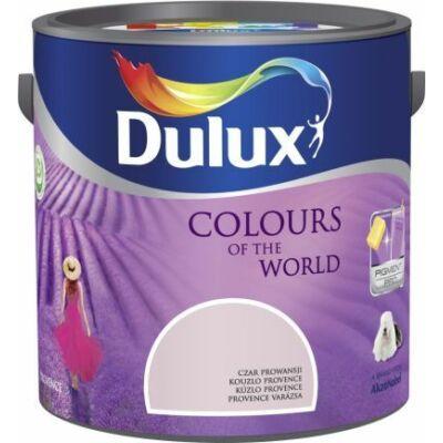 Dulux falfesték Nagyvilág színei 2,5 l -Nyíló rozmaring