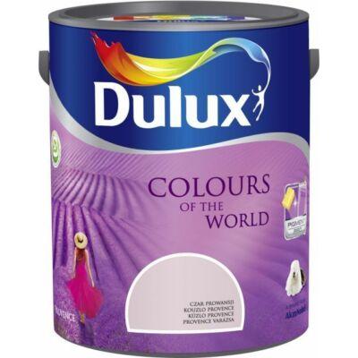Dulux falfesték Nagyvilág színei 5 l -Nyíló rozmaring