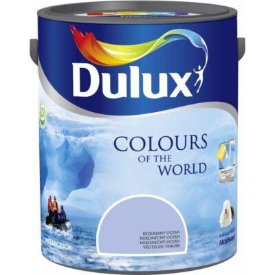 Dulux falfesték Nagyvilág színei 5 l -Ezüst jég