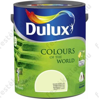Dulux falfesték Nagyvilág színei 5 l -Zsenge kávécserje