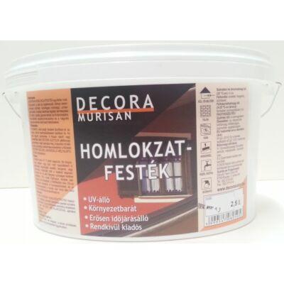 DECORA Murisan homlokzatfesték 2,5 l fehér