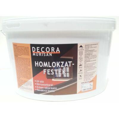 DECORA Murisan homlokzatfesték 15 l fehér