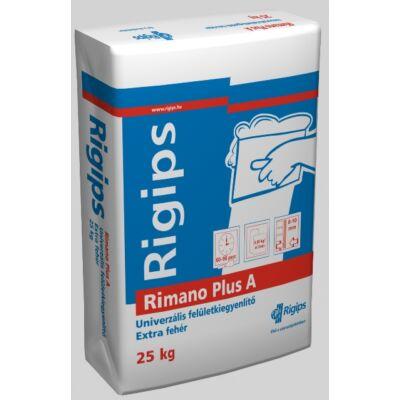 Rigips RIMANO PLUS-A 20 kg vakolat gipsz bázisú 0-10 mm