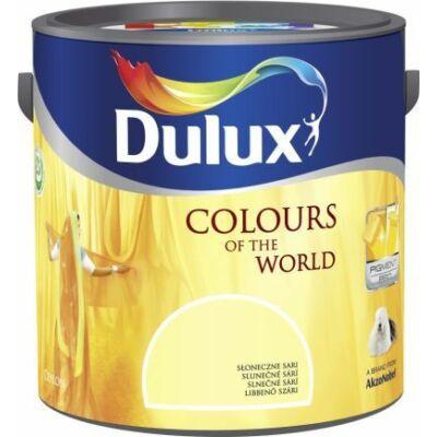 Dulux falfesték Nagyvilág színei 2,5 l -Kurkuma gyökér