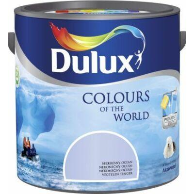 Dulux falfesték Nagyvilág színei 2,5 l -Ezüst jég