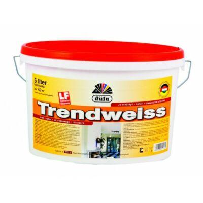 DÜFA - Beltéri falfesték - 5 l fehér - Trendweis