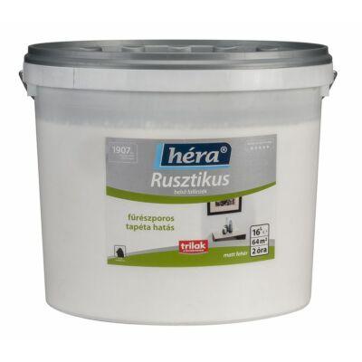 HÉRA Rusztikus (TEXTURIT) belső falfesték 16 l 100 fehér