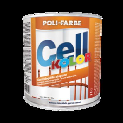 CELLKOLOR alapozó korróziógátló 5 l fehér
