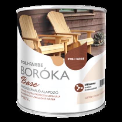 BORÓKA Base fakonzerváló alapozó 2,5 l