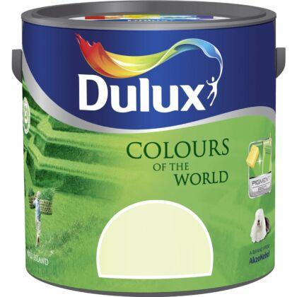Dulux falfesték Nagyvilág színei 5 l -Citromfű balzsam