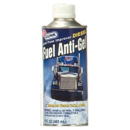 GUNK dermedésgátló adalék 443 ml - DIESEL-üzemű gépjárműhöz