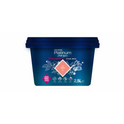 Polifarbe Platinum Matt latex falfesték 2,5 l Ribizli R50
