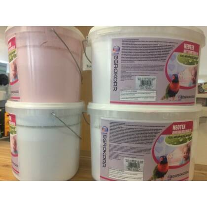 Neotex antibakteriális falfesték 4 l világoskék