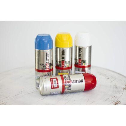 PINTY PLUS akril festék aer 400 ml 6010 Középfűzöld NVS