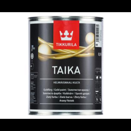 Tikkurila TAIKA falfesték 0,9 l gyöngyházfényű arany  KM