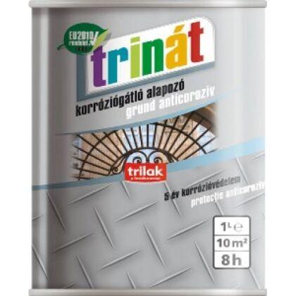 TRINÁT korróziógátló alapozó 5 l 300 Fekete