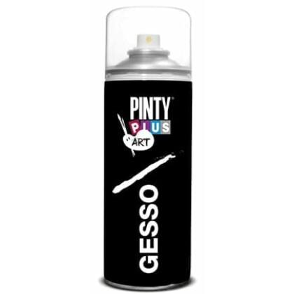 PINTY PLUS Art GESSO tapadó alapozó 400 ml matt fehér NVS