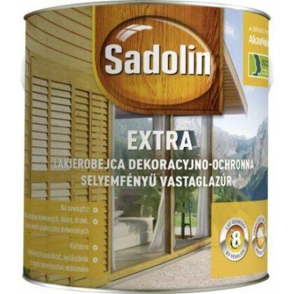 Sadolin Extra vastaglazúr 2,5 l svédvörös