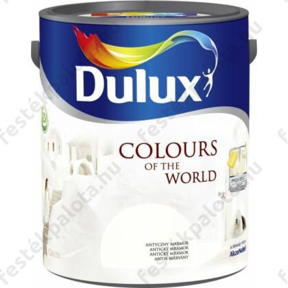 Dulux falfesték Nagyvilág színei 5 l -Mézes halva