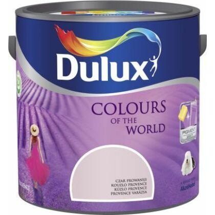 Dulux falfesték Nagyvilág színei 2,5 l -Virágzó zsálya