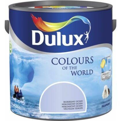 Dulux falfesték Nagyvilág színei 2,5 l -Csillámló halraj