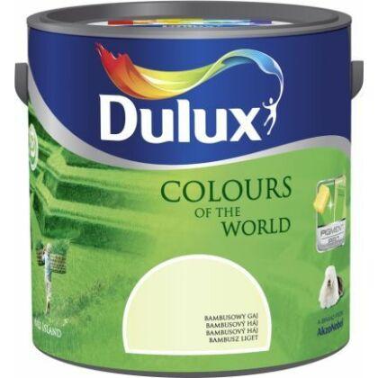 Dulux falfesték Nagyvilág színei 2,5 l -Citromfű balzsam