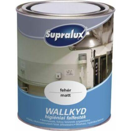 Supralux WALLKYD falfesték 0,9 l fehér