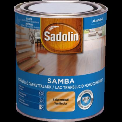 Sadolin SAMBA parkettalakk 0,75 l általános beltéri selyemfényű