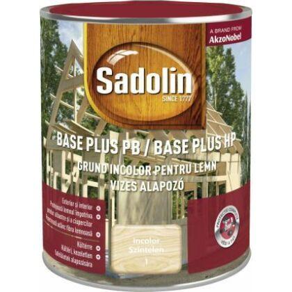 Sadolin BASE PLUS alapozó vizes 0,75 l