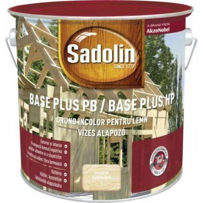 Sadolin BASE PLUS alapozó vizes 2,5 l