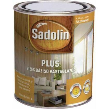 Sadolin PLUS vastaglazúr 0,75 l angol vörös