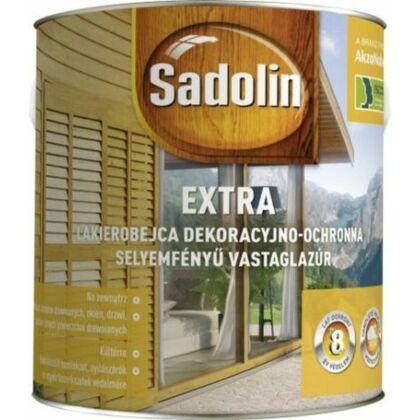 Sadolin Extra vastaglazúr 5 l rusztikus tölgy