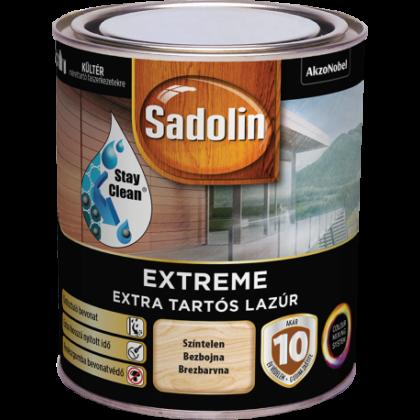 Sadolin Extreme fehér 2,5 l  ÚJDONSÁG
