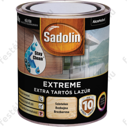 Sadolin Extreme színtelen 0,7 l  ÚJDONSÁG