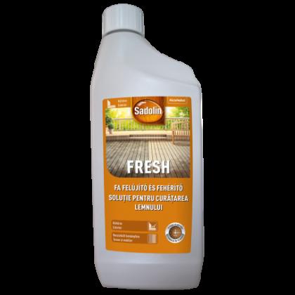 Sadolin Fresh fa felújító és fehérítő 0,75 l