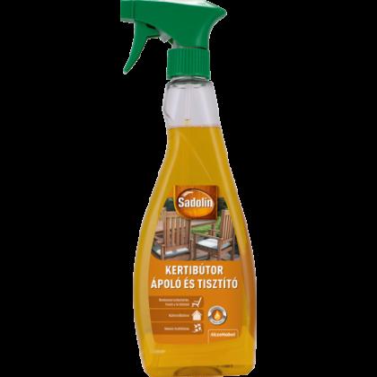 Sadolin Hardwood kertibútor ápoló oil spray 0,5 l