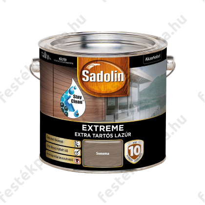 Sadolin Extreme mahagóni 2,5 l  ÚJDONSÁG