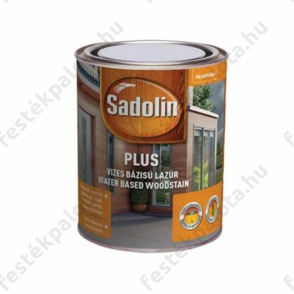 Sadolin PLUS vastaglazúr 2,5 l világos tölgy
