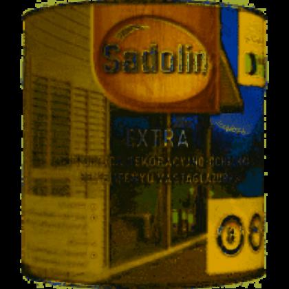 Sadolin Extra vastaglazúr 2,5 l Sonoma